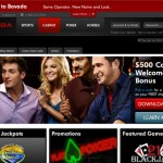 Bovada Casino Website
