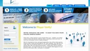 Player Verify Website