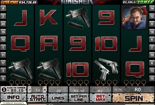 Punisher Slot Game