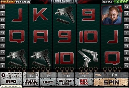 Punisher Slot Game
