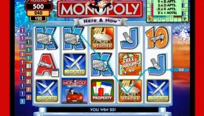Monopoly Here and Now Slot Game