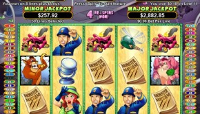 Monster Mayhem Video Slot Game