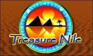 Treasure Nile Progressive Jackpots