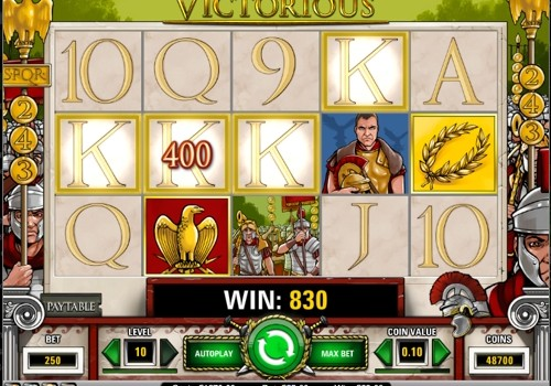 Victorius Video Slot