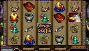 Great Griffin Video Slot Game