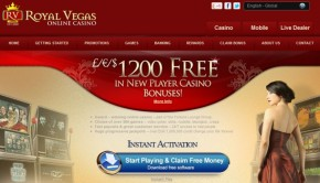 Visit Royal Vegas Casino