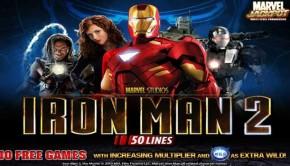 Marvel Online Slots