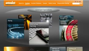 INTRALOT Website