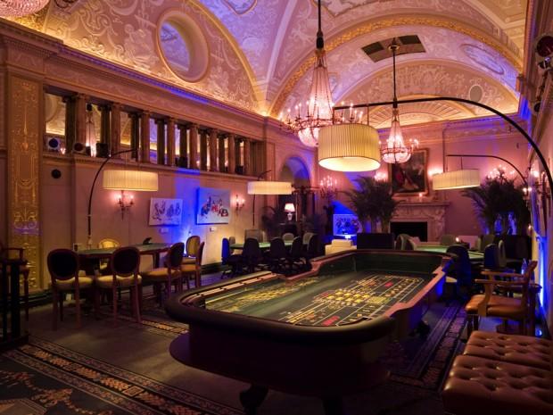 top casinos in london area