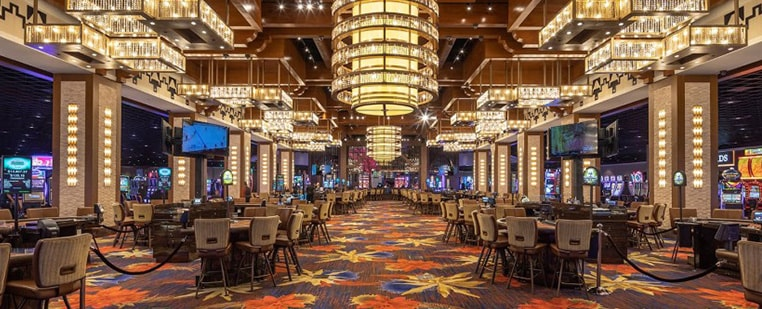 Las Vegas Casino Interior
